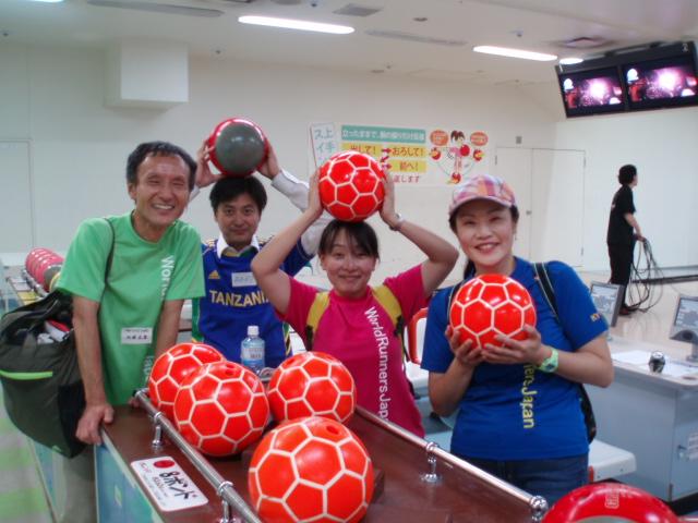 NPO・NGO杯ボウリング大会(第22回)にWRJチームが参加しました!