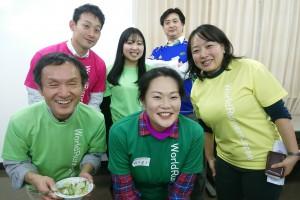 NPO・NGO杯ボウリング大会にWRJチーム出場