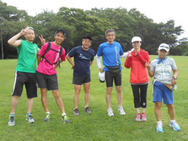 横浜で「不定期ラン」を開催しました!